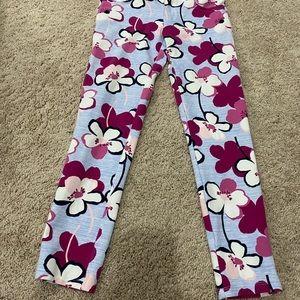 Never worn Gymboree Girls Floral pants